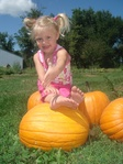 Pumpkin Princess Piper